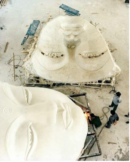 Big Buddha Po Lin Monastery website image a