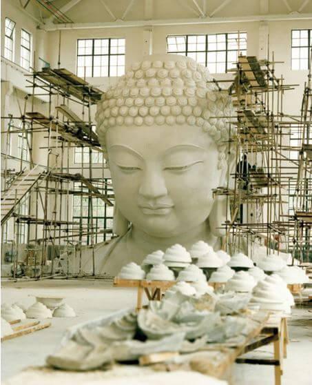 Big Buddha Po Lin Monastery website image b