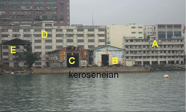 Yau Wing Shipyard keroseneian a snipped