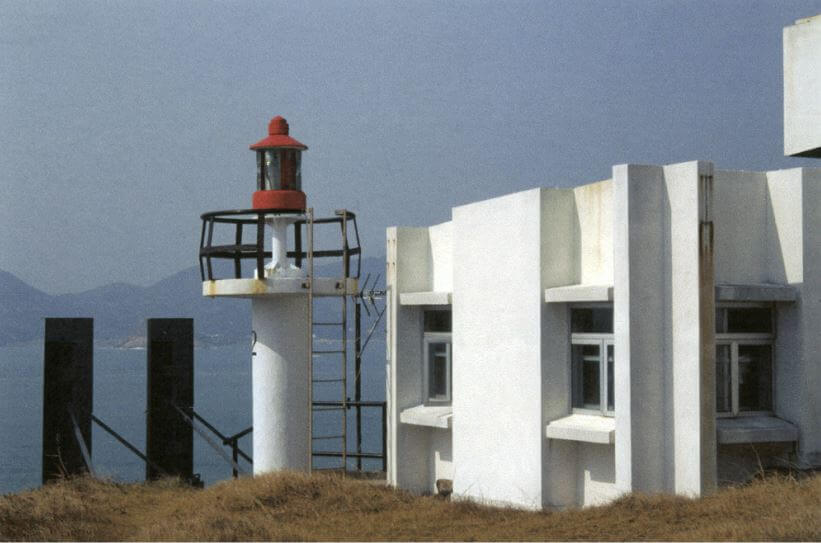 Tathong Lighthouse 1990s HK Memory Courtesy AMO