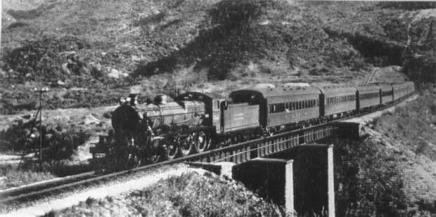 The Kowloon Canton Railway British Section Part 4 The