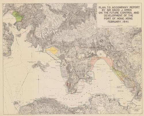1941 Map