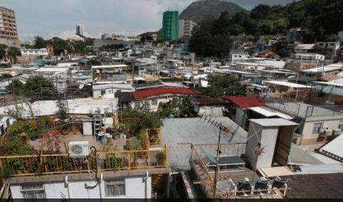 Pok Fu Lam village SCMP article 28.9.12