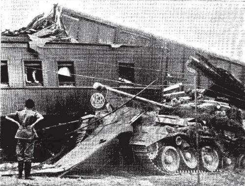 1955 Tank Incident