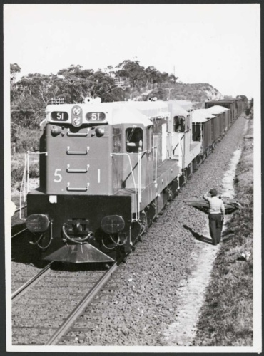 Clyde-GM G12 Locomotive