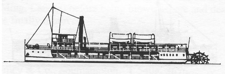 Nanning One SS - line drawing image Wiki Swire