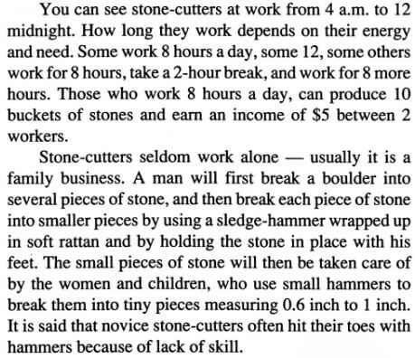 Stone Cutters' Life b 1952 Journal of the HK Construction Association