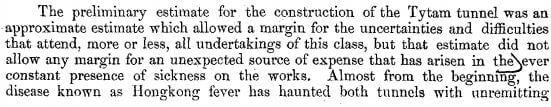 Surveyor General's Report on the Tytam Water-works 1885 bb
