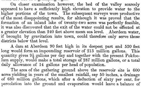 Surveyor General's Report on the Tytam Water-works 1885 p