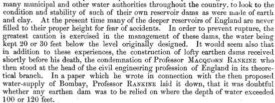 Surveyor General's Report on the Tytam Water-works 1885 x