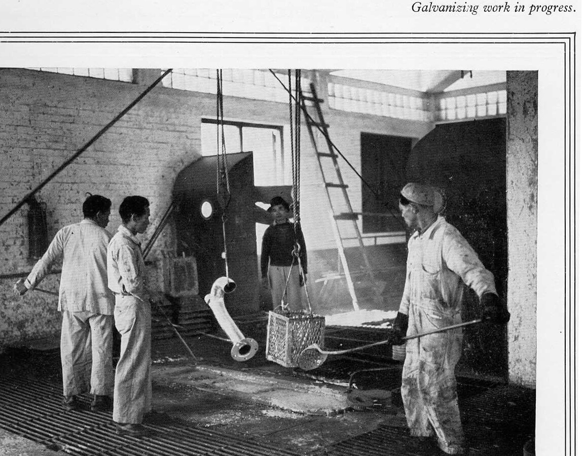 Taikoo Docks Fifty Years of Shipbuilding 1954 facilities Part 3 n