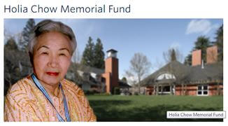 Holia Chow Memorial Fund image