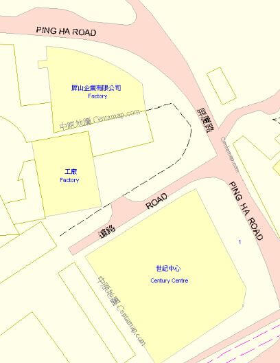 century-centre-1-ping-shan-road-close-up-of-factory-opposite-centamap-close-up