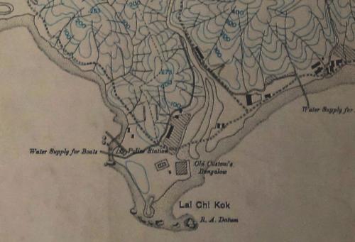 1904 Survey Map