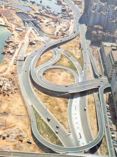 HK Island Roads