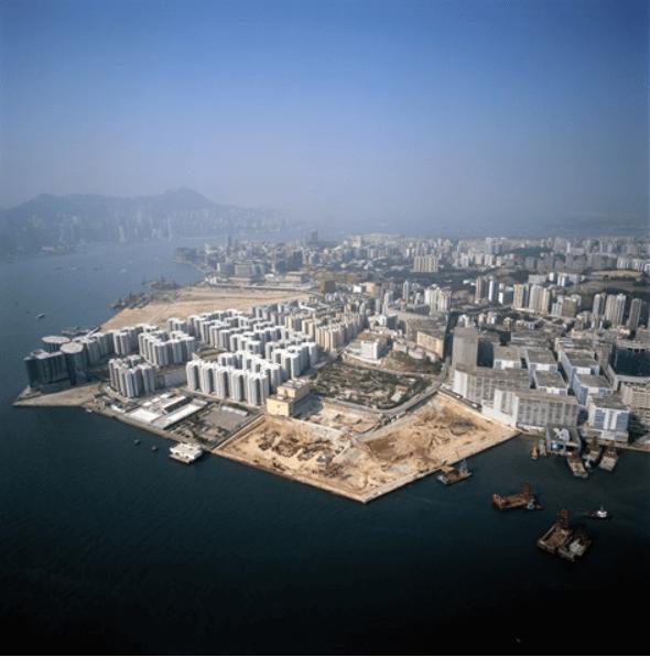 Hok Un Power Station After Being Demolished 1995 Courtesy HKHP