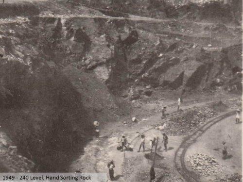 Ma On Shan Mine 240 Level