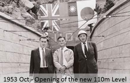 Opening of 110 Level