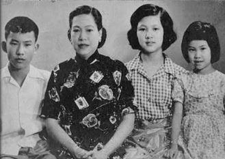 Kan Koam Tsing Mrs And Children