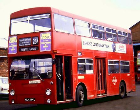 Daimler Fleetline Bus