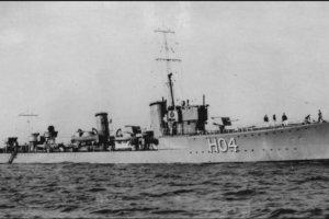 HMS Thracian Image