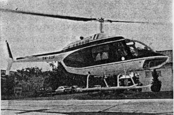 Sim Air Ltd Bell 206B Jet Ranger Helicopter IDJ