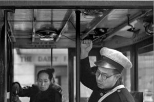 Tram Conductor Detail Photo From Web Joseph Tse