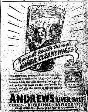 Tsang & Company Advert HK Sunday Herald 29.10.1950