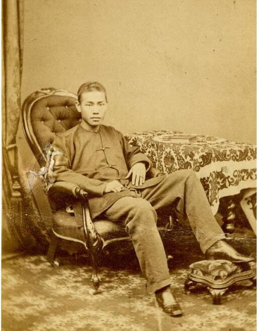 1864 Ho Image