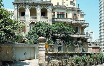 China Dispensary The Former Li Po Kwai Residence At 1 Seymour Terrace Its Redevelopment York Lo