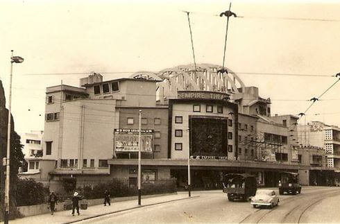 Li Shui Chung Empire Theatre In The 1950s (Source Cinematreasures.org )York Lo