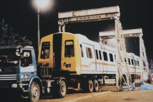 1981 EMU Delivery