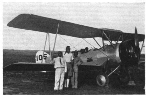 Far East Aviation Flightglobal 1934 Article Image 1