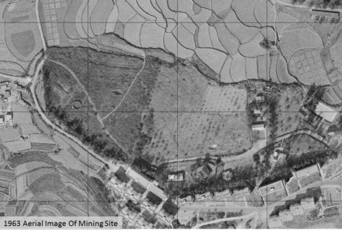 Kei Lun Wai Ochre Mine