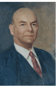 Swatow American Merchants Image 2 Oil Painting Of Alfred Kohlberg York Lo