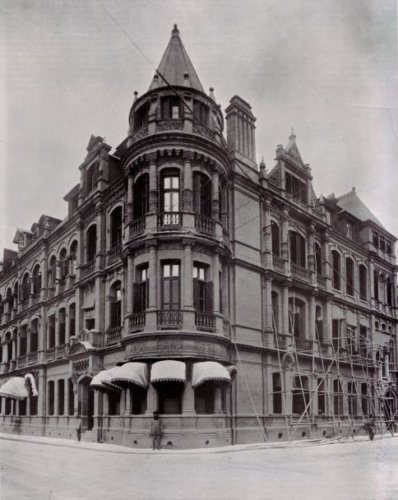 Gibb Livingston & Co Ltd Undated Shanghai OFfices Built 1908 Virtualshanghai