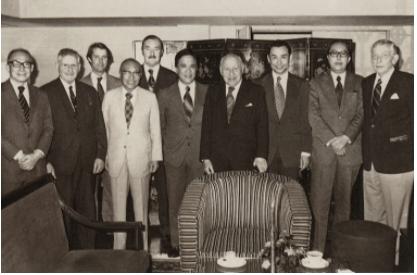 Tai Ping Carpets, Tai Ping Directors, 1978, HKHP
