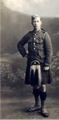 Ian Charles Troup From Daughter Lyn Innes