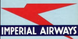 Imperial Airways Company Logo
