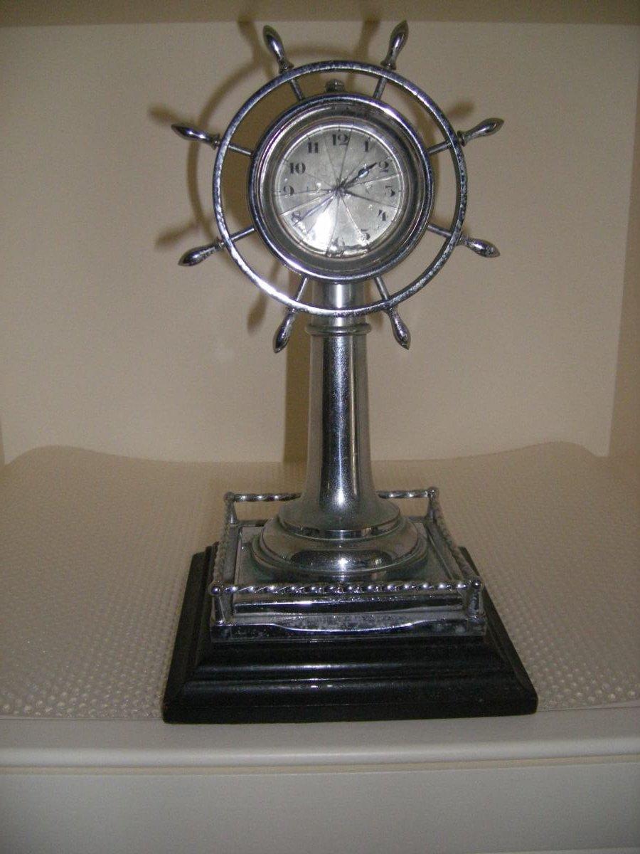 Calum Johnston Willie's Hong Kong Clock