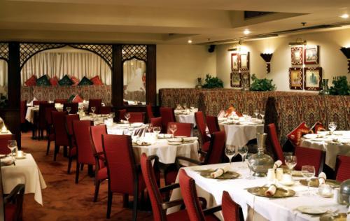 Gaylord Restaurant Circa 1990 Courtesy Gaylord SCMP