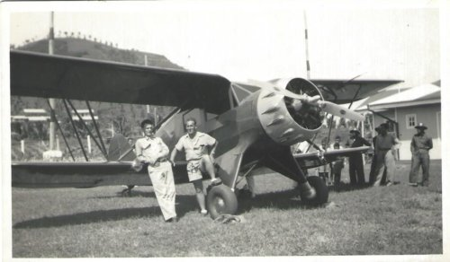 L.R Nielson Plane