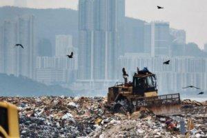 Waste Image In HK SCMP 18.09.2015 Bloomberg Image