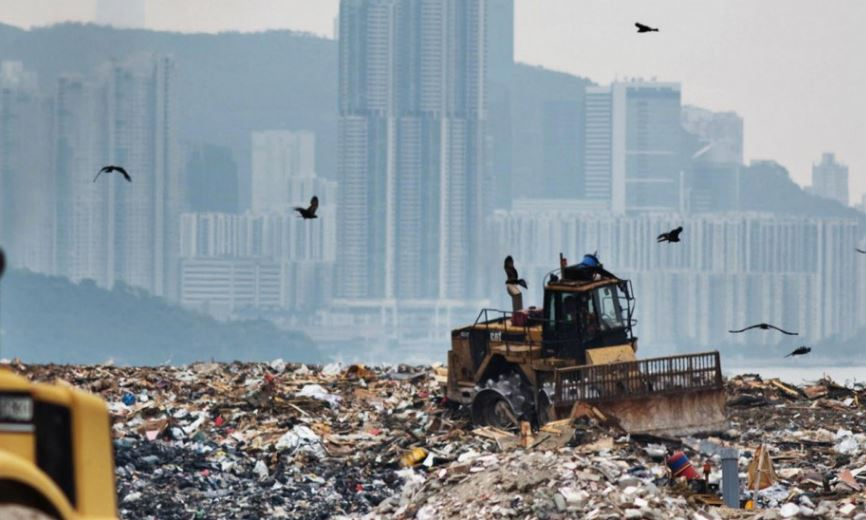 landfill situation in hong kong Urban area of hong kong and kowloon in the 1950s and its extent today, including the new towns in the new territories the landfills which started filling in the period from the 1950s to.