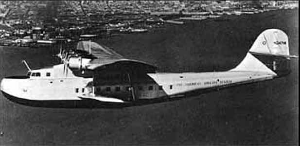 China Clipper NC 14716 Martin Model Wikipedia