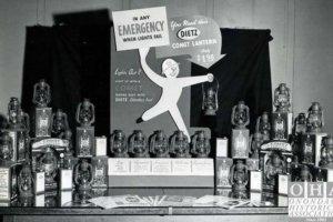 Dietz Lanterns Advert Undated