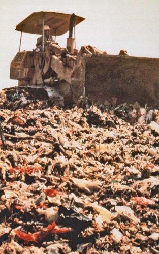 Hong Kong Waste 001 Landfill