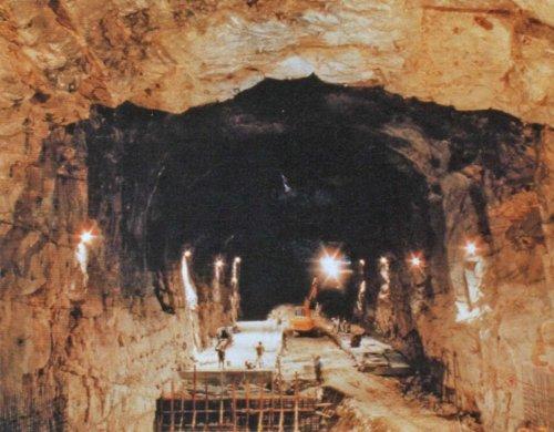 Hong Kong Waste 004 Underground Sewage Treatment Plant Construction