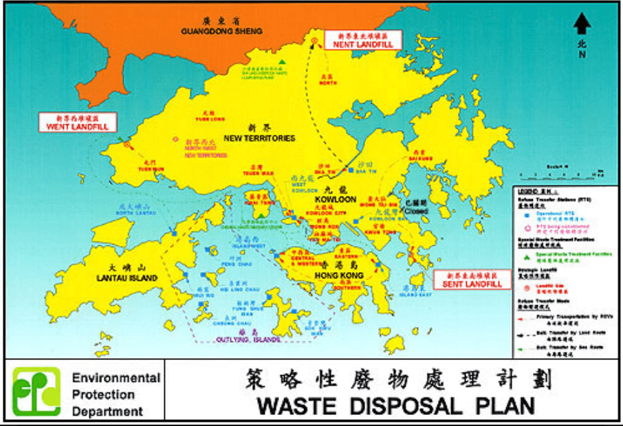 Waste Disposal Plan EPD