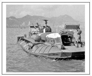 Air Cushion Hovercraft In Hong Kong Image 5 IDJ